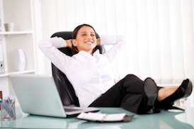 Feel energized and focused at work after acupuncture!