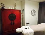 Cozy treatment rooms focused on patient comfort.